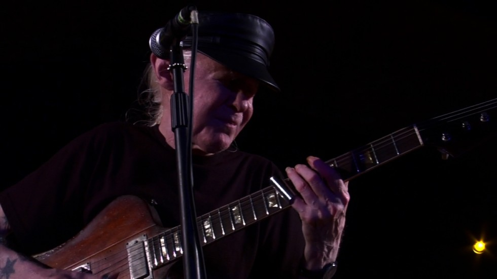 Story Behind The Shoot – Johnny Winter